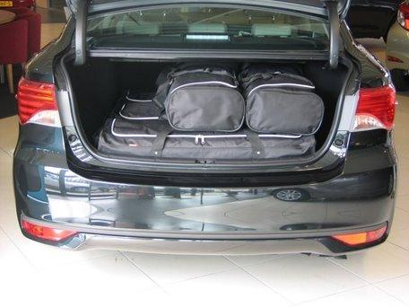 Car-Bags | Toyota Avensis III Sedan | 2009 tot 2015 | Auto reistassen