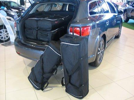 Car-Bags | Toyota Avensis TS III | 2015 tot 2018 | Auto reistassen