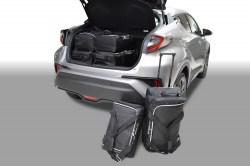 Car-Bags | Toyota C-HR | vanaf 2017 | Auto reistassen