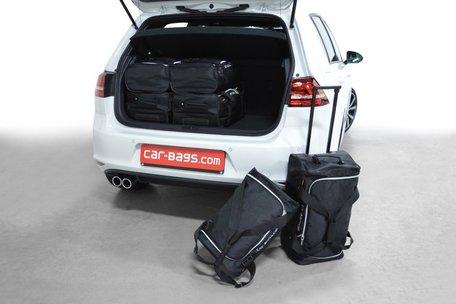 Car-Bags | Volkswagen Golf GTE 5-deurs | vanaf 2014 | Auto reistassen