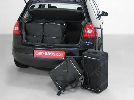 Car-Bags | Volkswagen Golf V | 3d. & 5d. | 2003 tot 2008 | Auto reistassen