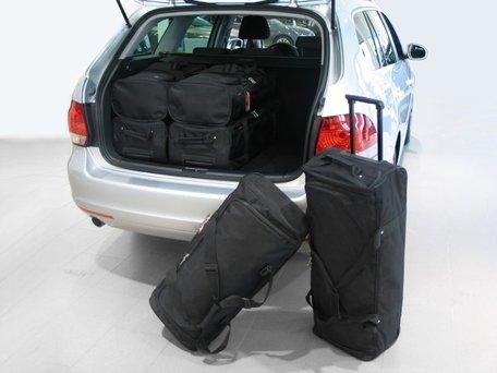 Car-Bags | Volkswagen Golf V&VI Variant | 2007 tot 2013 | Auto reistassen