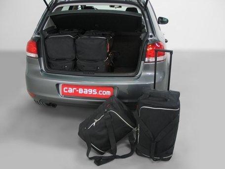 Car-Bags | Volkswagen Golf VI | 3d. & 5d. | 2008 tot 2012 | Auto reistassen