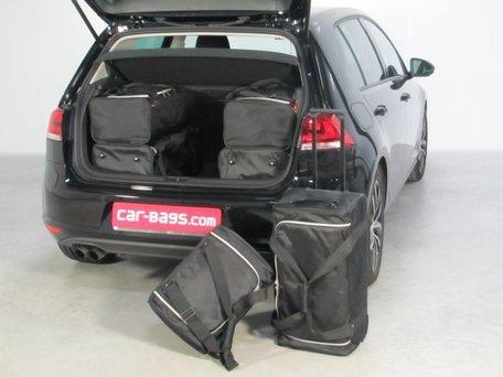 Car-Bags | Volkswagen Golf VII & e-Golf | 3d. & 5d. | vanaf 2012 | Auto reistassen