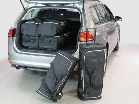 Car-Bags | Volkswagen Golf VII Variant | vanaf 2013 | Auto reistassen