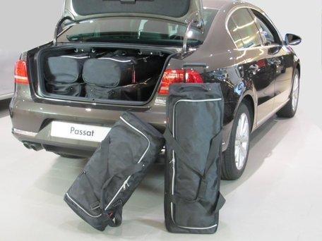Car-Bags | Volkswagen Passat Sedan (B7) | 2010 tot 2014 | Auto reistassen