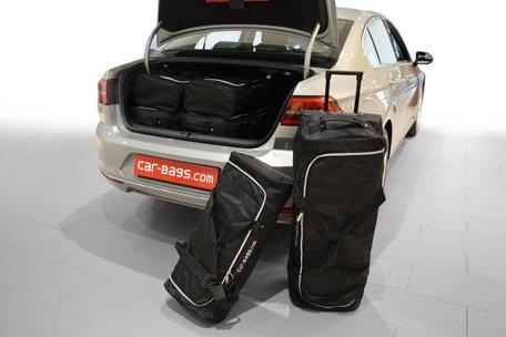 Car-Bags | Volkswagen Passat Sedan (B8) | vanaf 2014 | Auto reistassen