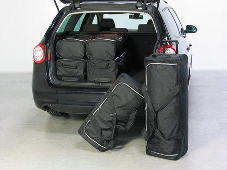 Car-Bags | Volkswagen Passat Variant (B6) | 2005 tot 2010 | Auto reistassen