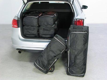 Car-Bags | Volkswagen Passat Variant (B7) | 2010 tot 2014 | Auto reistassen