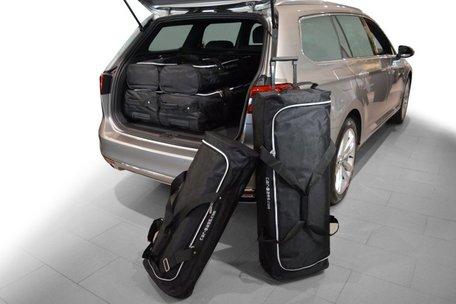 Car-Bags | Volkswagen Passat Variant (B8) GTE | vanaf 2015 | Auto reistassen