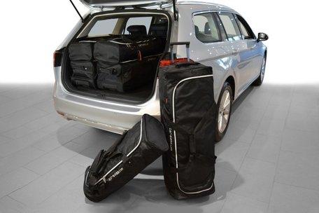 Car-Bags | Volkswagen Passat Variant (B8) | vanaf 2014 | Auto reistassen