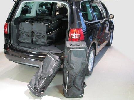 Car-Bags | Volkswagen Sharan II | vanaf 2010 | Auto reistassen