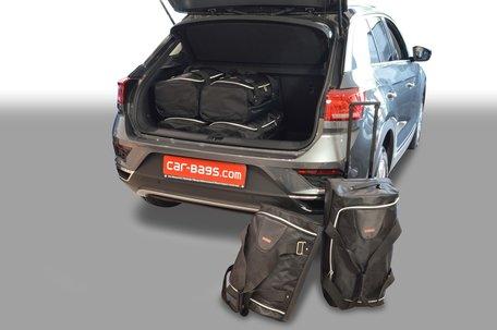 Car-Bags | Volkswagen T-Roc | vanaf 2017 | Auto reistassen