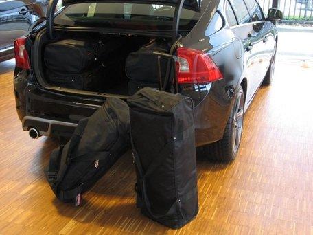 Car-Bags | Volvo S60 | II vanaf 2010 | Auto reistassen