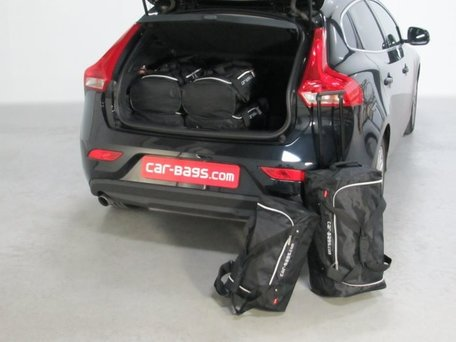 Car-Bags | Volvo V40 | vanaf 2012 | Auto reistassen