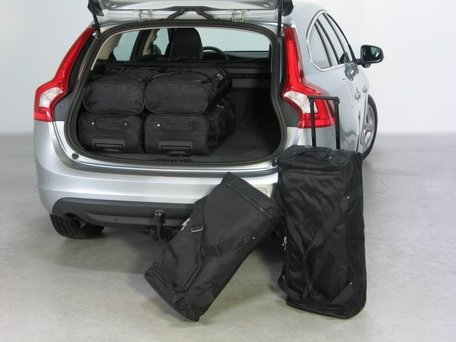 Car-Bags | Volvo V60 | van 2010 tot 2018 | Auto reistassen
