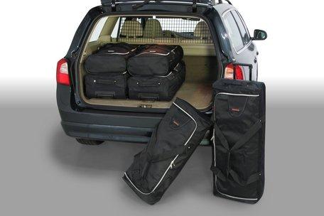Car-Bags | Volvo V70 | van 2007 tot 2016 | Auto reistassen