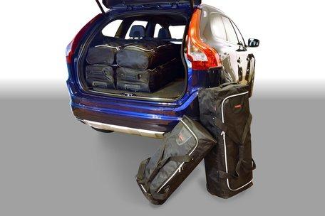 Car-Bags | Volvo XC60 | van 2008 tot 2017 | Auto reistassen