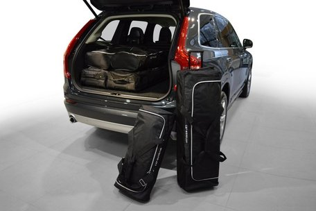 Car-Bags | Volvo XC90 | II vanaf 2015 | Auto reistassen