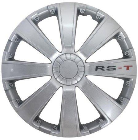 Wieldoppenset RS-T | Zilver | 15 inch