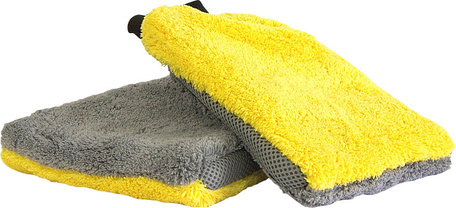 SmartWax Microfiber Wheel & Body Mitt