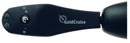 John Gold CM4 | Stuurkolom bediening | Cruise Control bedieningshendel