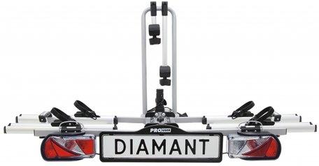 Pro User Diamant (91739) | Fietsendrager Trekhaak | Testwinnaar | 2 fietsen