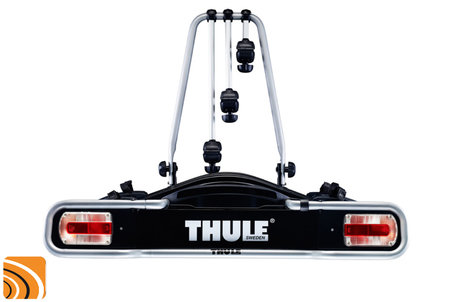 Thule EuroRide 3 (943) | Trekhaak fietsendrager | 7-polig