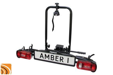 Pro User Amber 1 (91736) | Trekhaak fietsendrager | 1 fiets