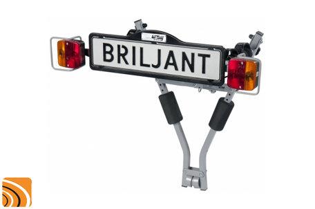 Pro User Briljant (91533) | Trekhaak fietsendragers | 2 fietsen