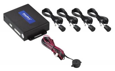 EasyPark 4SI Parkeersensoren set achter