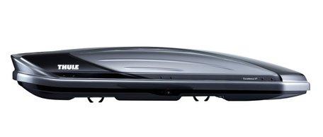 Thule Excellence XT | Titan Metallic/Black Glossy | Dakkoffer | 6119T