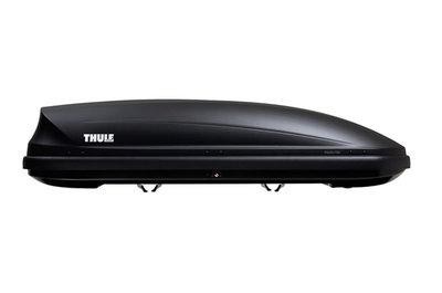 Thule Pacific 780 L antraciet mat zwart
