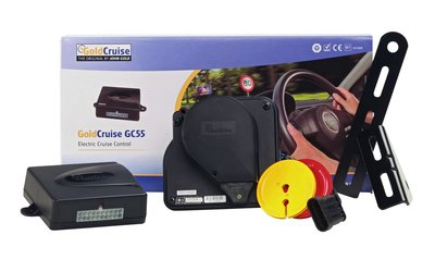 John Gold GC55 cruise control