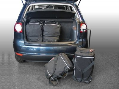 car bags vw golf plus van 2004 tot 2014 auto. Black Bedroom Furniture Sets. Home Design Ideas