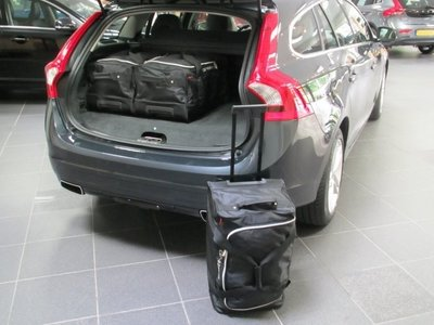 Car-Bags   Volvo V60 Plug-In Hybrid   2012 tot 2018   Auto reistassen